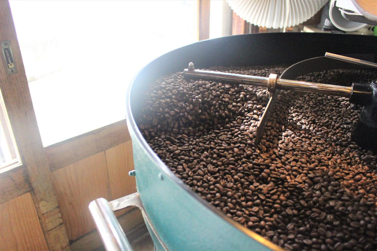 サーカスコーヒー焙煎機